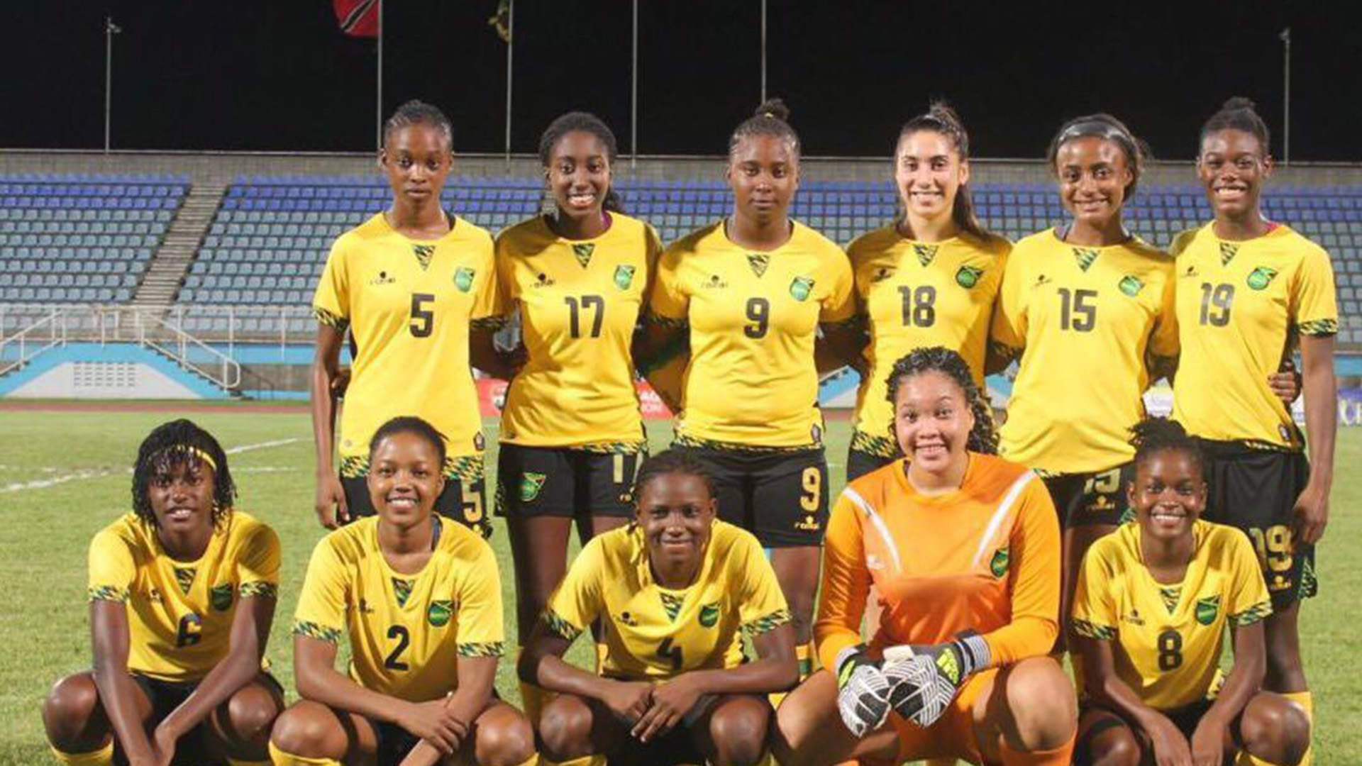 Julien To Represent Jamaica At U 20 World Cup Qualifiers This Month