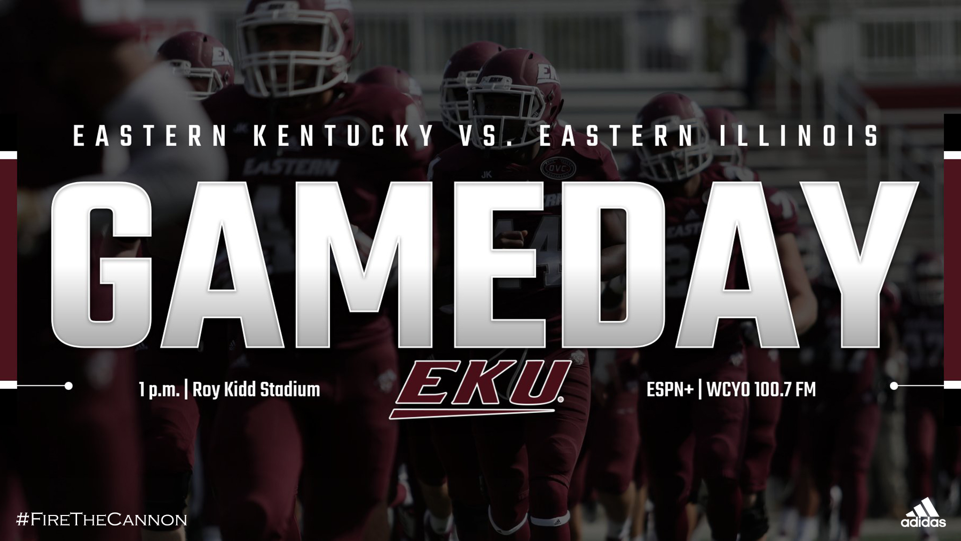 Game Day Colonels Take On Eastern Illinois On Faculty Staff