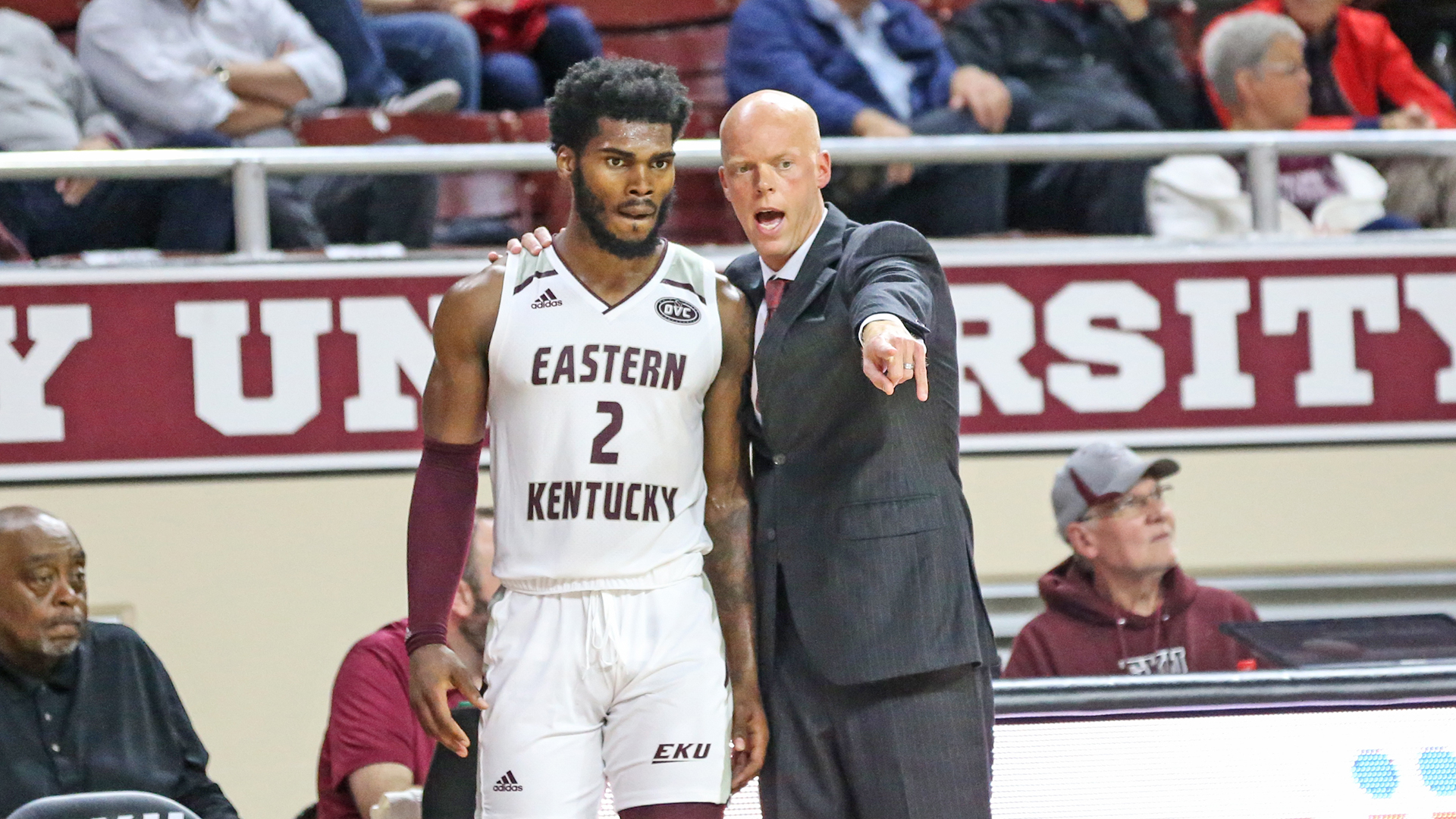 Eastern Kentucky Basketball