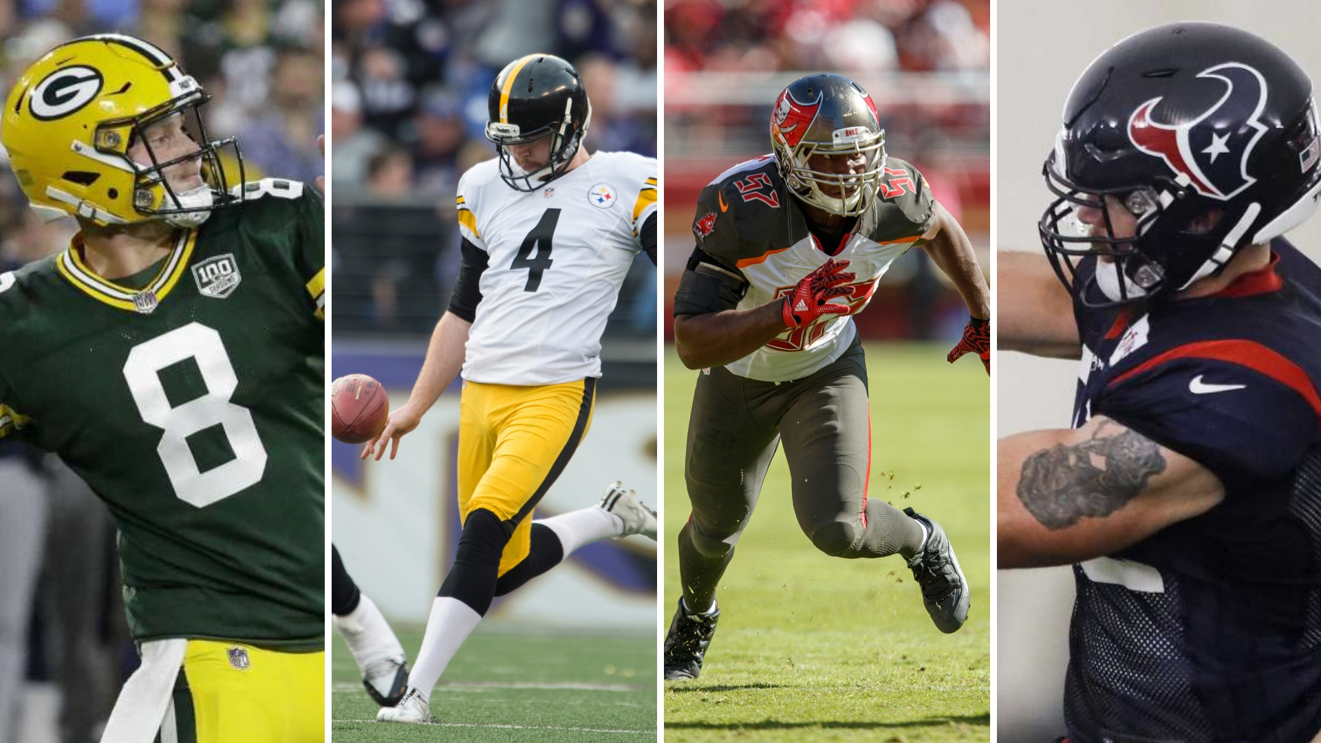 Four Former Colonels Set To Begin NFL Season Today - Eastern