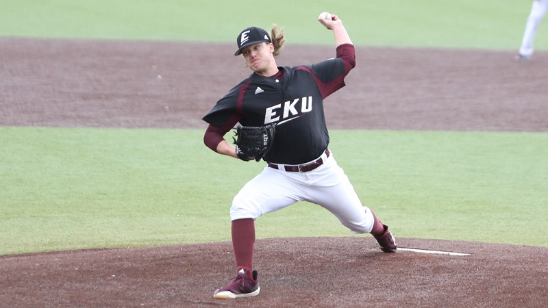 Baseball Homers Their Way To Win Over Prairie View A&M - Eastern Kentucky University Athletics
