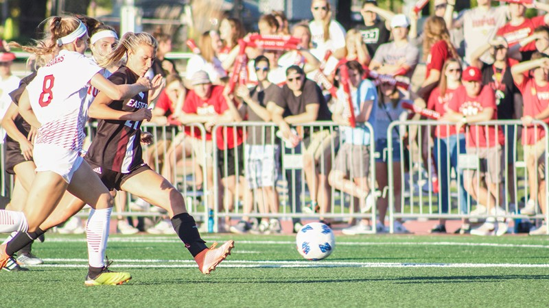 Soccer Edged on the Road by IUPUI, 1-0 - Eastern Kentucky